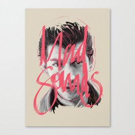 Mad Sounds Canvas Print