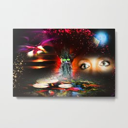 Our World Is A Magic - Moments! 2 Metal Print