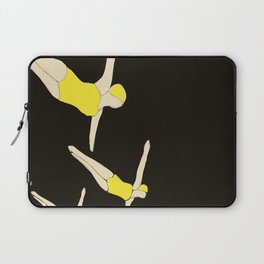 Synchronized Swimmers Laptop Sleeve