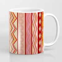 tribal Mugs featuring Tribal by Julscela