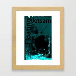 Floating Jetsam Framed Art Print
