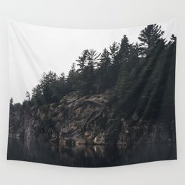 Picto Bay Wall Tapestry
