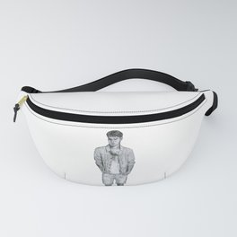 Contemplative Gentleman Fanny Pack