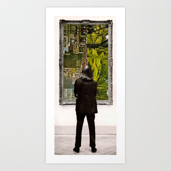 Frame 2 Art Print