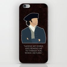 Poldark iPhone & iPod Skin