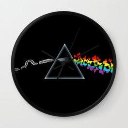 metamorphism Wall Clock