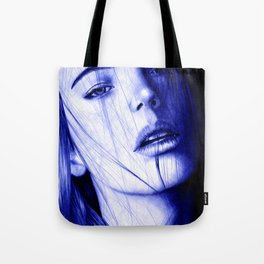 Blue Ivy Tote Bag