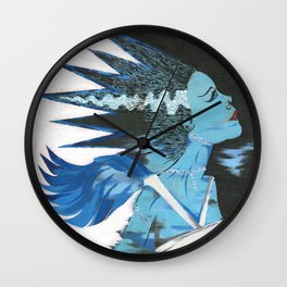 Heart of the Monster Wall Clock