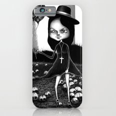 Ride on Lawn iPhone 6s Slim Case