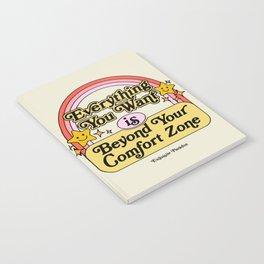 Comfort Zone Notebook