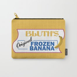 Bluth's Frozen Banana Carry-All Pouch