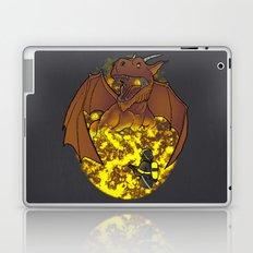 The Fire. Laptop & iPad Skin