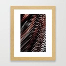 Tremors Framed Art Print