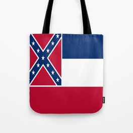 Flag of mississippi-flag of mississippi,south,Mississippian,usa, america,jackson,gulfport,Southaven Tote Bag