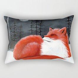 Lil' Vixen Rectangular Pillow