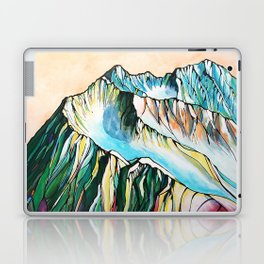 Alyeska Mountain at Jack Sprat Laptop & iPad Skin