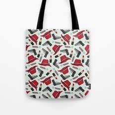 Peggy Carter Pattern Tote Bag