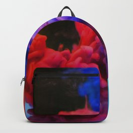 Colorful Smoke Screen Backpack