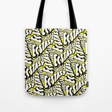 Feel - Bee - XTC Pattern Tote Bag