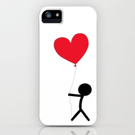 I give you my love by Oliver Henggeler iPhone Case
