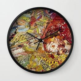 BoooM Wall Clock