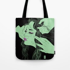 Untitled Purple  Tote Bag