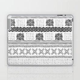 Mud Cloth Geometric Stripe Laptop & iPad Skin