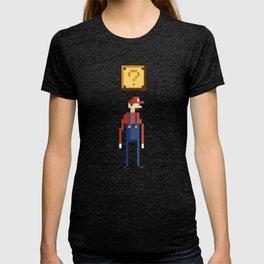 Pixel Plumber T-shirt