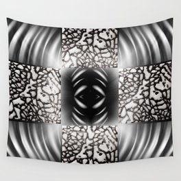 The Great Explosion Wall Tapestry
