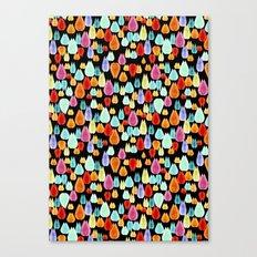jewel drop Canvas Print