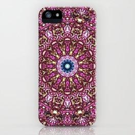 Floral Core iPhone Case