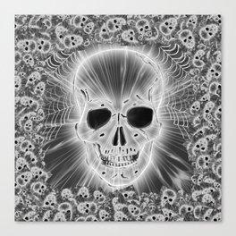 Skull 20161119 Canvas Print