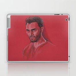 Derek in Red Laptop & iPad Skin