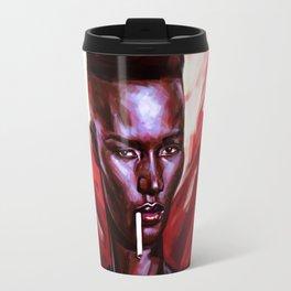 Grace Jones Travel Mug