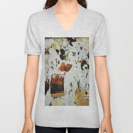 The Door of Possibility Unisex V-Neck