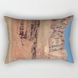 Colorful Mesas 2 - Desert Southwest Rectangular Pillow