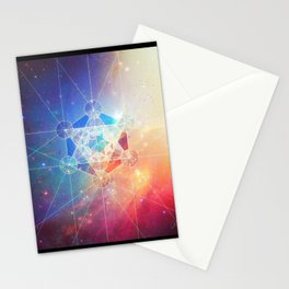 Box of the Universe Stationery Cards
