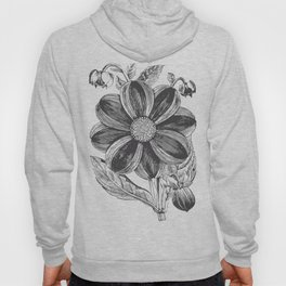 Vintage Flower Hoody