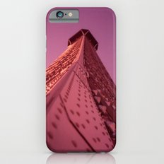 Purple Eiffel  iPhone 6s Slim Case