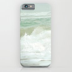 Sea Green Slim Case iPhone 6s