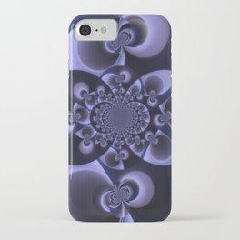 Dark Scan iPhone Case