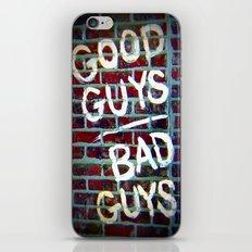 Good Guys iPhone & iPod Skin