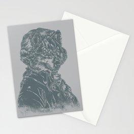 Wolf Amadeus Mozart Stationery Cards