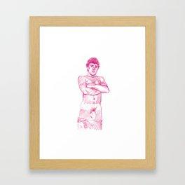 FAG 24 Framed Art Print