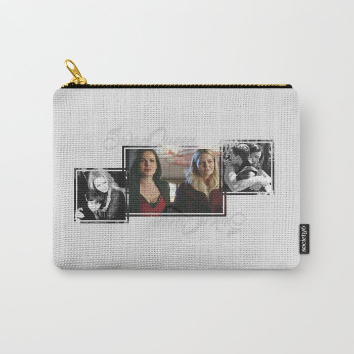 Swan-Mills Family Carry-All Pouch