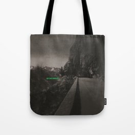 Get Lost Somewhere Tote Bag