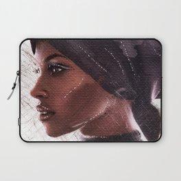 Jasmine Warsame Laptop Sleeve