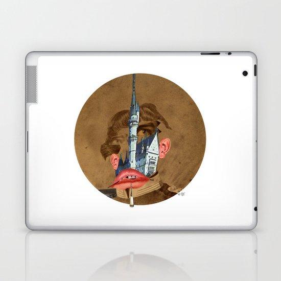 King Lui Collage Laptop & iPad Skin