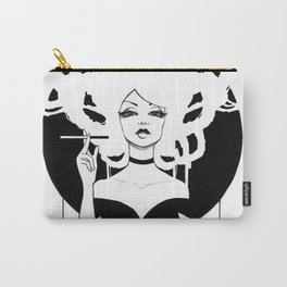 Ivory Carry-All Pouch