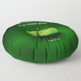 Apple Seed Floor Pillow